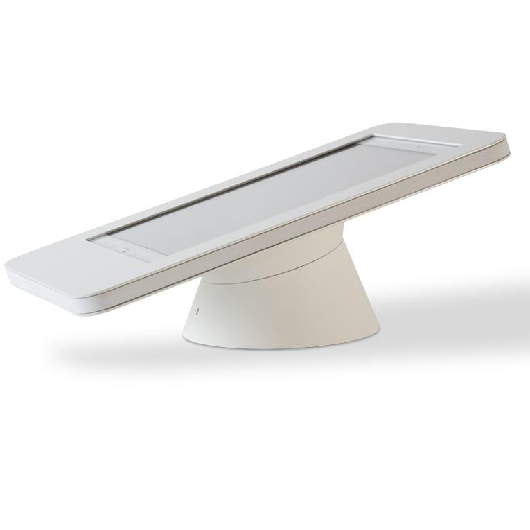 Support sécurisé et pivotant pour iPad